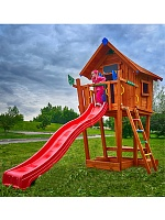 Детский городок Jungle Gym Crazy Playhouse CXL
